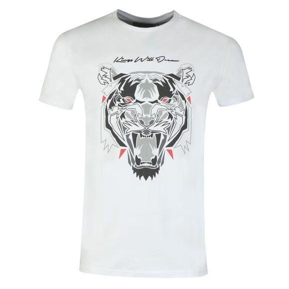 Kings Will Dream Mens White Demon T-Shirt main image