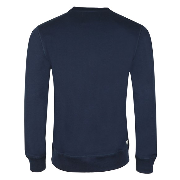 Diesel Mens Blue Tape Willy Sweatshirt main image