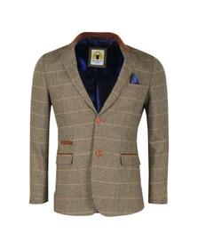 Marc Darcy Mens Brown DX7 Jacket