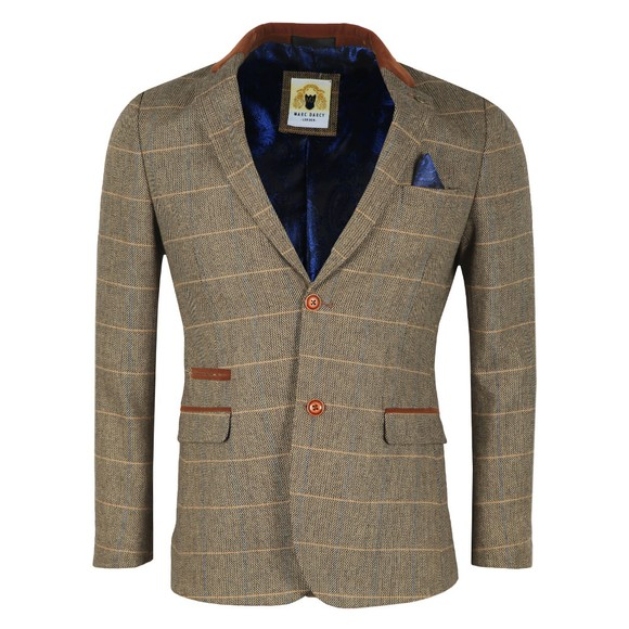 Marc Darcy Mens Brown DX7 Jacket main image