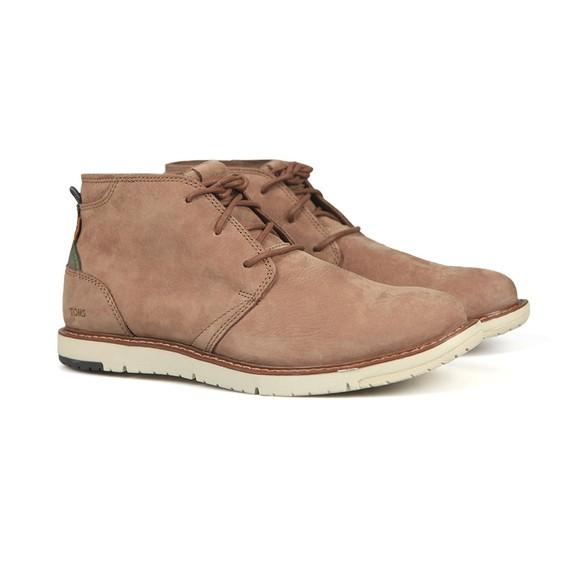 Toms Mens Brown Navi Boot