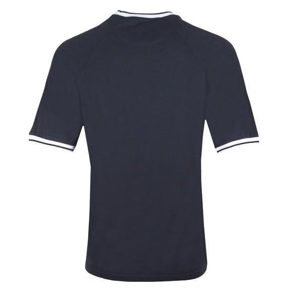 Lyle & Scott x diadora Mens Blue Block T-Shirt main image
