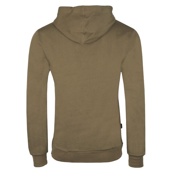 Eleven Degrees Mens Green Core Pull Over Hoody main image