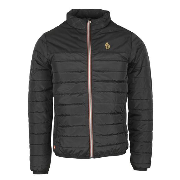Luke Sport Mens Black Sinatra Q Jacket