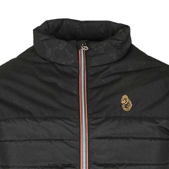 Luke Sport Mens Black Sinatra Q Jacket main image