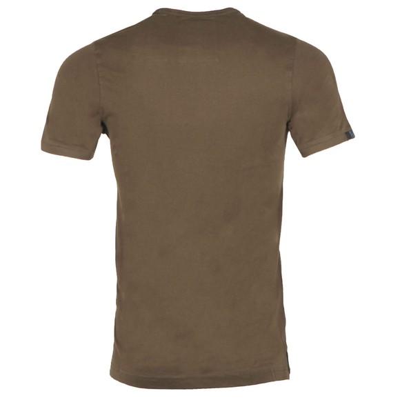 Luke 1977 Mens Green Traff Core Crew T-Shirt main image