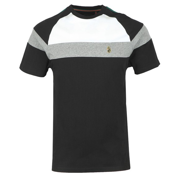 Luke Sport Mens Black Teedam T-Shirt main image