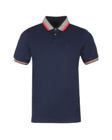Luke 1977 Mens Blue Pewterville Polo Shirt