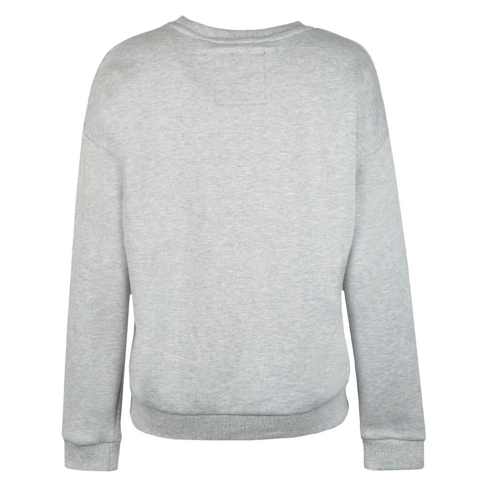 Applique Crew Sweatshirt main image