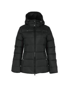 Polo Ralph Lauren Womens Black BMNT Down Jacket