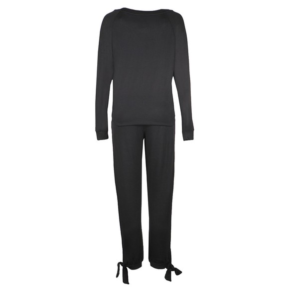 Ugg Womens Black Fallon Pyjama Set main image
