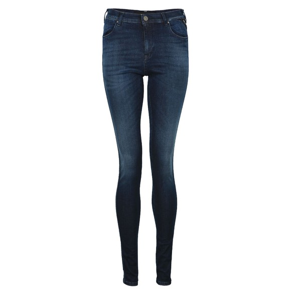 Replay Womens Blue Hyperflex Clouds Jean
