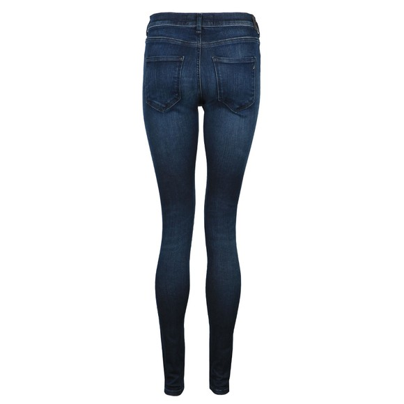 Replay Womens Blue Hyperflex Clouds Jean main image