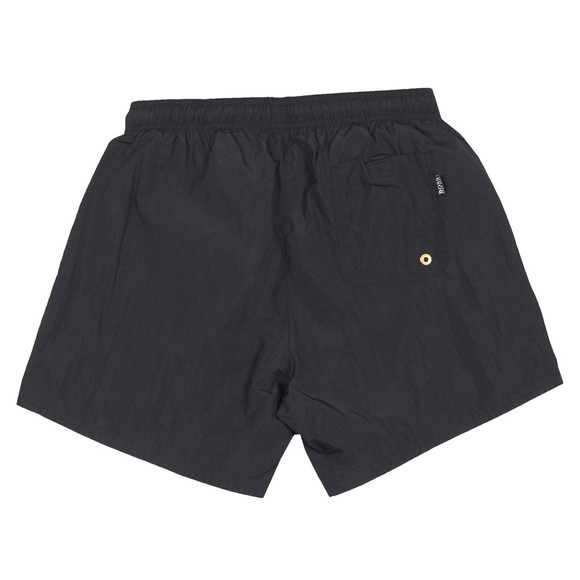 BOSS Bodywear Mens Black Icefish Swim Short main image