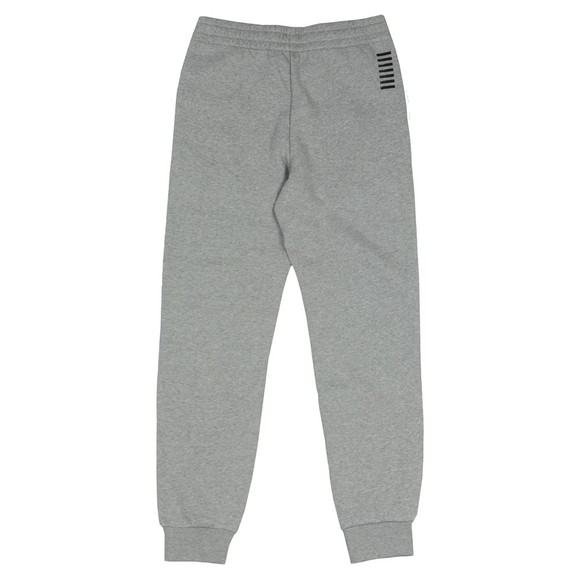 EA7 Emporio Armani Mens Grey Sweat Pants main image