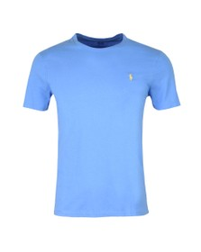 Polo Ralph Lauren Mens Cabana Blue Custom Slim Fit T-Shirt