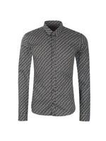 Ero3 W Pattern Shirt