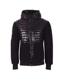 Moose Knuckles Mens Black Camperville Jacket