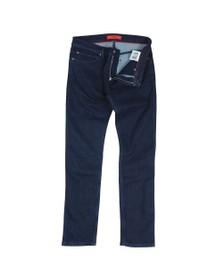 HUGO Mens Blue 734 Skinny Fit Jeans