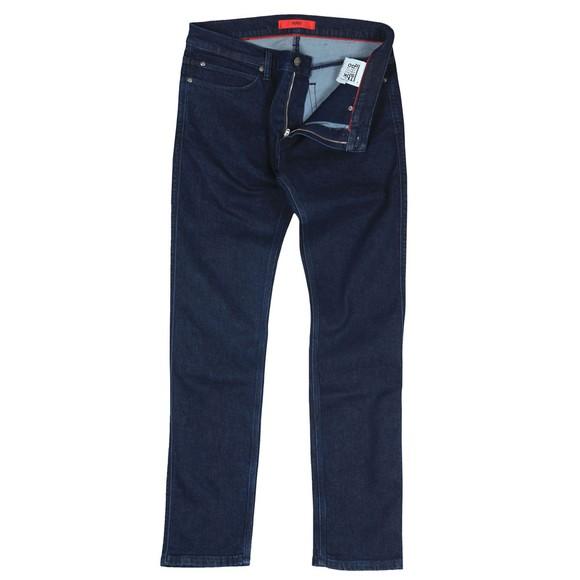 HUGO Mens Blue 734 Skinny Fit Jeans main image