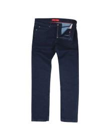 HUGO Mens Blue Hugo Skinny Fit Jean