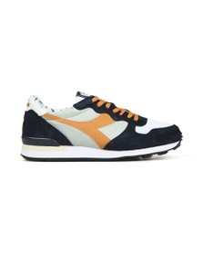 Lyle & Scott x diadora Mens Gold Camaro Trainer