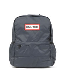 Hunter Unisex Blue Original Nylon BackPack