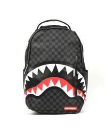 Sprayground Mens Black Sharks In Paris Backpack
