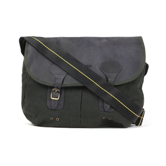 Barbour Lifestyle Mens Green Icon Tarras Bag