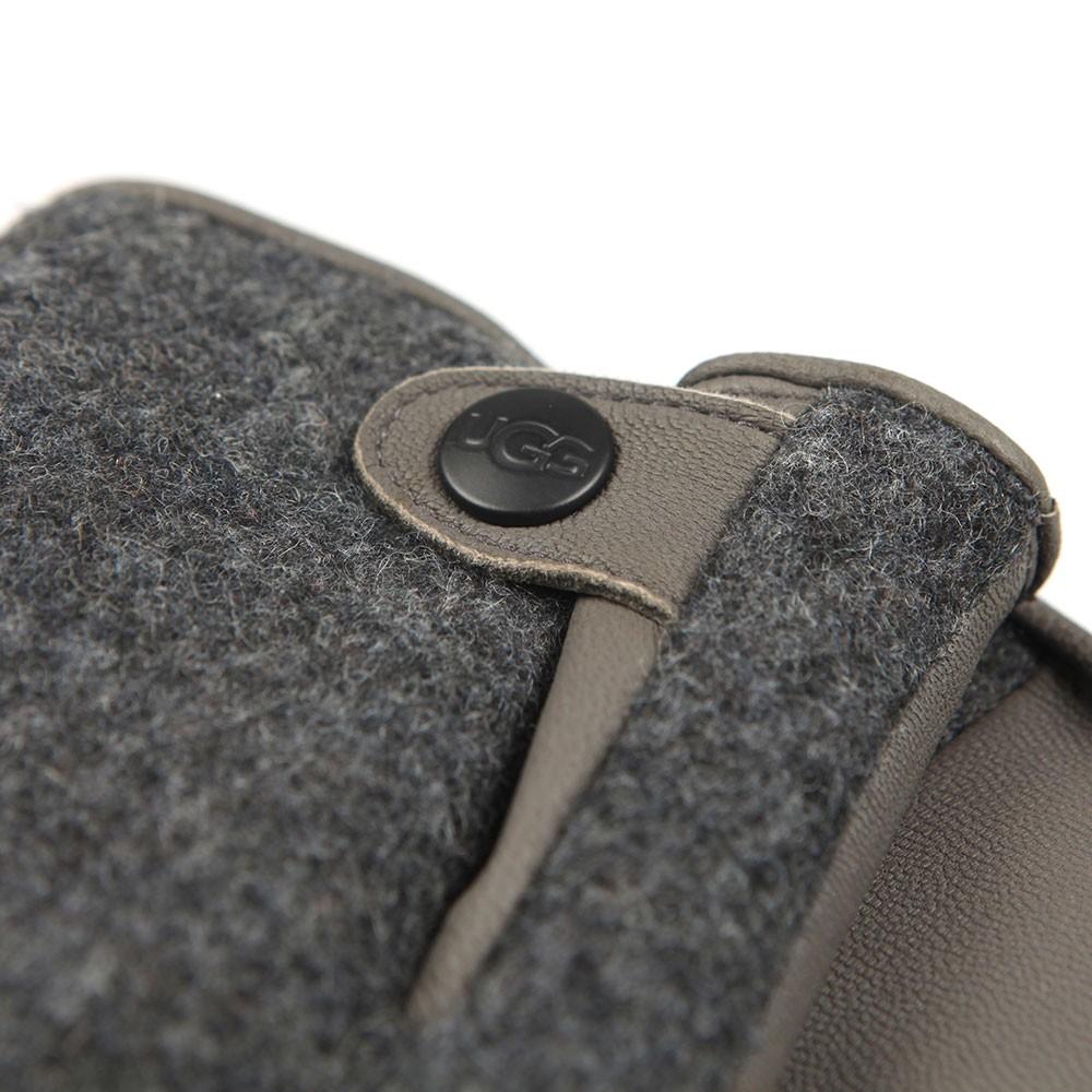 Snap Tab Fabric Tech Glove main image