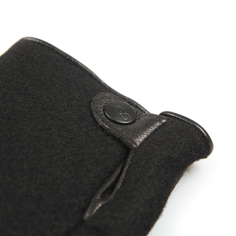 Snap Tab Fabric Tech Glove main image