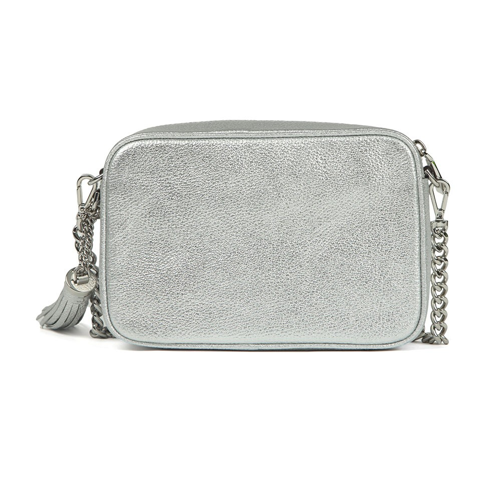 Ginny Metallic Leather Crossbody main image