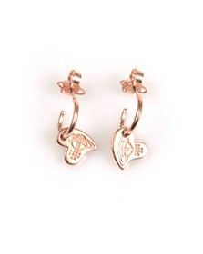 Vivienne Westwood Womens Bronze Sally Earrings
