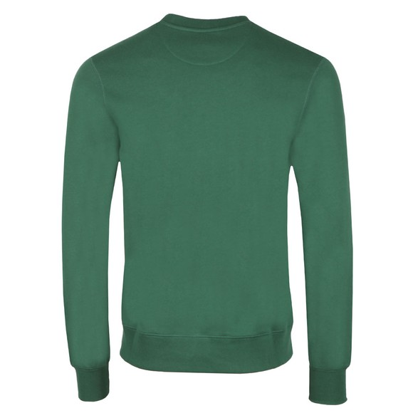 Maison Labiche Mens Green Public Enemy Sweatshirt main image
