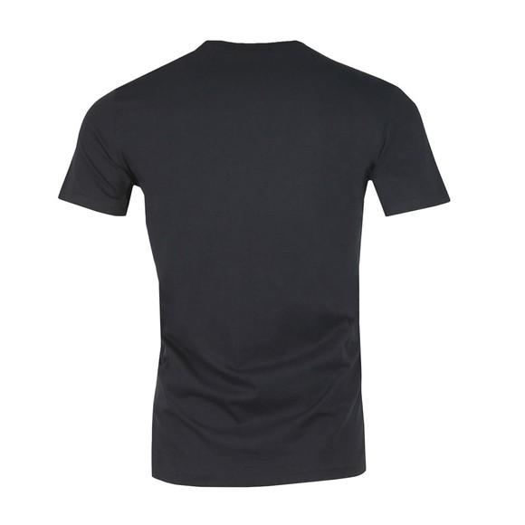 Replay Mens Blue Logo T-Shirt main image