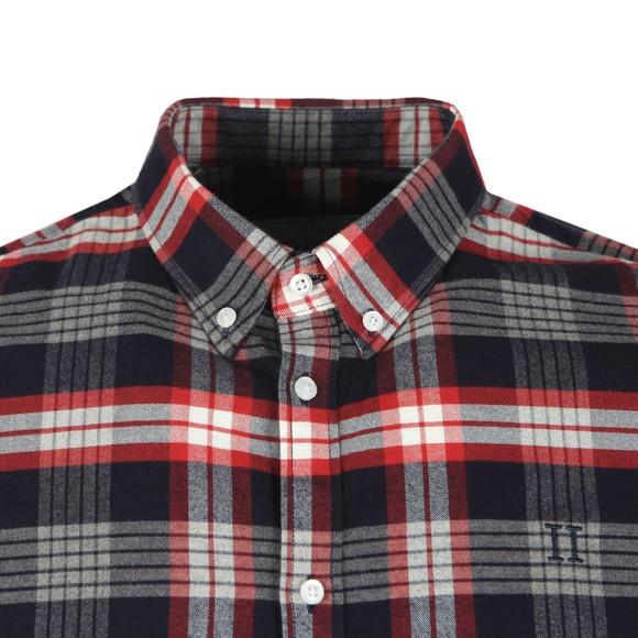 Les Deux Mens Blue Valence Shirt main image