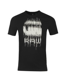 G-Star Mens Black Graphic 6 T-Shirt