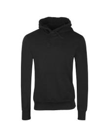 G-Star Mens Black Graphic 16 Hooded Sweatshirt