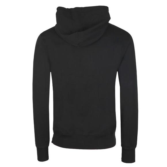 G-Star Mens Black Graphic 16 Hooded Sweatshirt main image