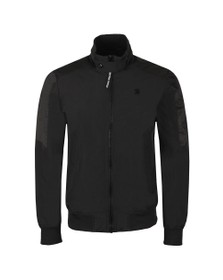 G-Star Mens Black Meson Track Jacket