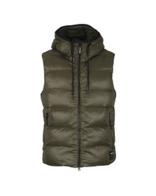 Replay Mens Green M8005 Gilet