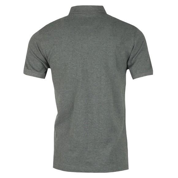 Hackett Mens Grey New Classic Polo Shirt main image