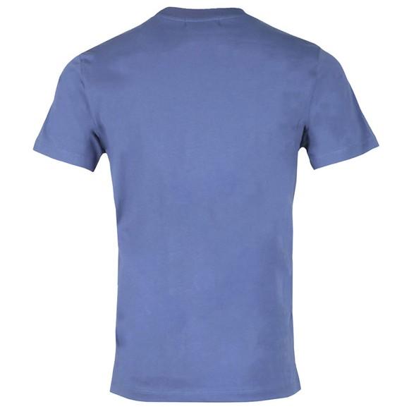 Maison Labiche Mens Blue Public Enemy T-Shirt main image