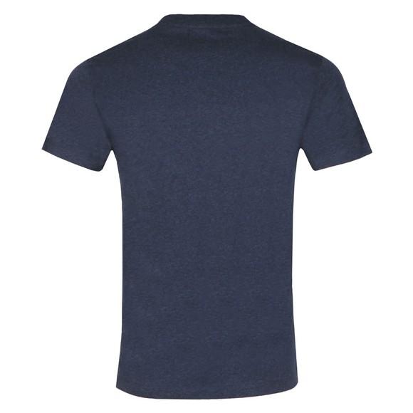 Maison Labiche Mens Blue West Coast T-Shirt main image