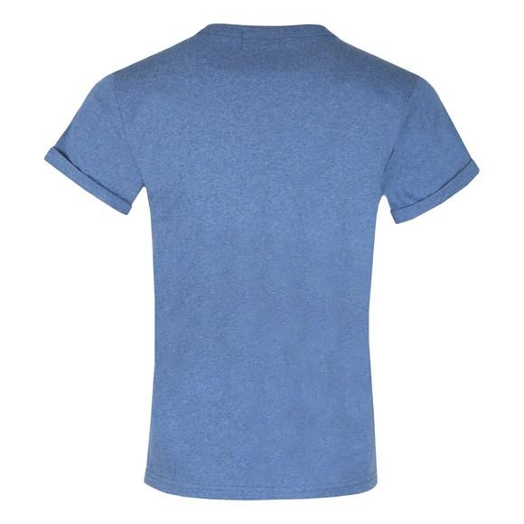 Maison Labiche Mens Blue Wanted T-Shirt main image