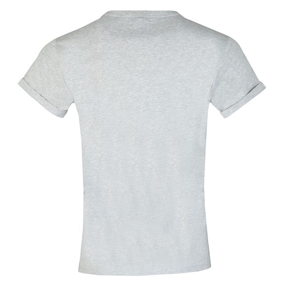 Maison Labiche Mens Grey Public Enemy T-Shirt main image