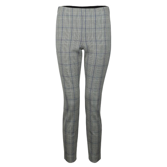 Ted Baker Womens Grey Banria Skinny Check Trouser main image