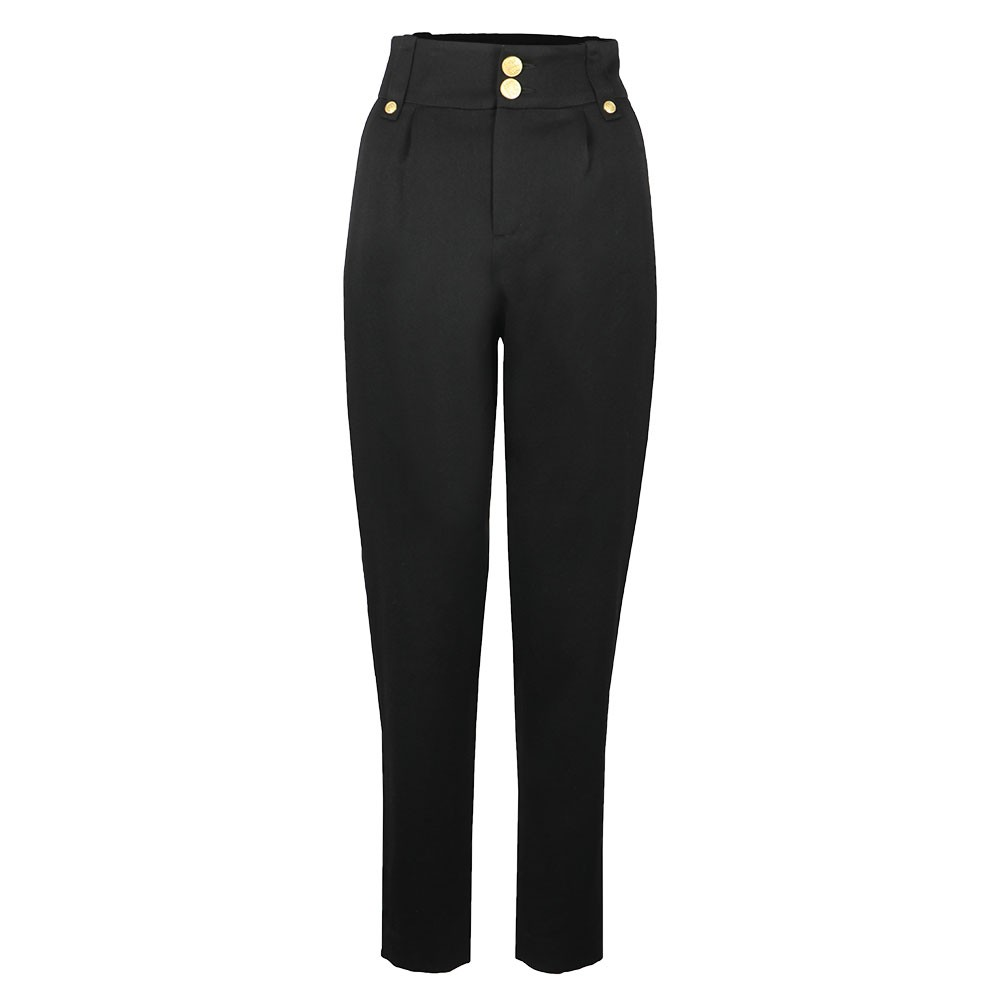 High Waisted Peg Trouser main image