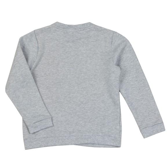 Lacoste Boys Grey SJ7622 Logo Sweatshirt main image