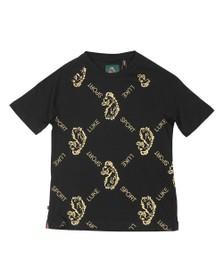 Luke 1977 Boys Black Boys Smile DJ T Shirt